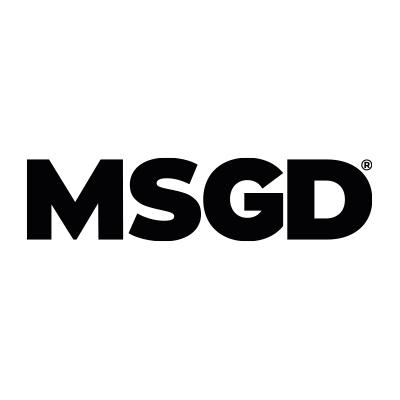 MSGD logo